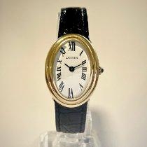 Cartier Gelbgold 23mm Handaufzug 78094 gebraucht Schweiz, Chiasso