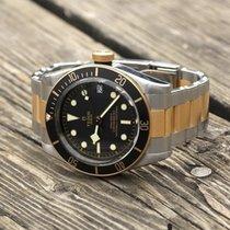 Tudor Black Bay S&G Steel 41mm Black No numerals