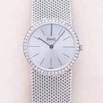 Piaget new Manual winding 24mm White gold