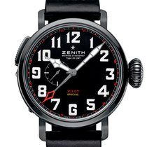 Zenith Titanium 48mm Automatic 96.2430.693/21.C703 new