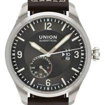 Union Glashütte Belisar Pilot Steel 45mm Grey