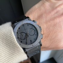 Hublot Classic Fusion Chronograph 541.CM.1110.RX Très bon Céramique 42mm Remontage automatique France, Paris