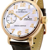 Poljot Nights of St. Petersburg Steel 43mm White