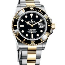 Rolex Gold/Steel 40mm Automatic 116613LN pre-owned United States of America, New York, NEW YORK