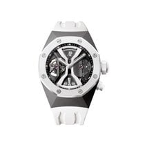 Audemars Piguet Titanium Manual winding Grey No numerals 44mm pre-owned Royal Oak Concept