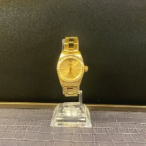 Rolex Oyster Perpetual Желтое золото Золотой