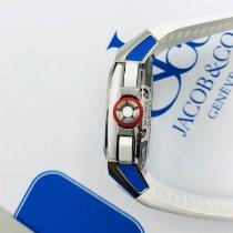 Jacob & Co. Керамика Автоподзавод Синий 47mm новые