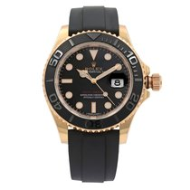 Rolex Yacht-Master 40 Rose gold 40mm Black United States of America, New York, NYC
