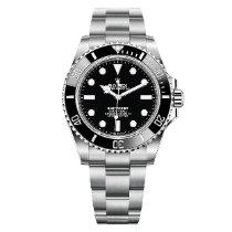 Rolex Submariner (No Date) Steel 41mm Black United States of America, New York, NYC