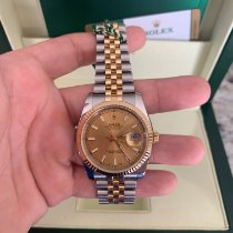 Rolex 178273 Gold/Steel 2019 Lady-Datejust 36mm pre-owned United States of America, Florida, miami