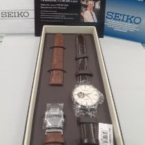 Seiko Steel 40.5mm Automatic SSA409J1 new Indonesia, Bandung