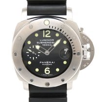 Panerai Steel 44mm Automatic PAM00243 pre-owned