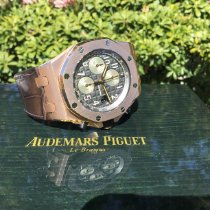 Audemars Piguet Royal Oak Offshore Chronograph Rose gold 42mm Grey Arabic numerals United States of America, California, Costa Mesa