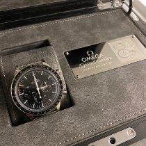 Omega 311.32.40.30.01.001 Staal 2020 Speedmaster Professional Moonwatch 39.7mm nieuw