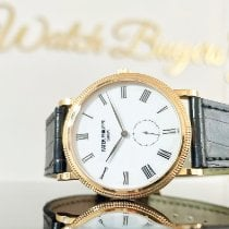 Patek Philippe Calatrava Rose gold 36mm White Roman numerals United States of America, California, Pasadena