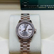 Rolex Lady-Datejust Rose gold 28mm Brown United States of America, Florida, West Palm Beach