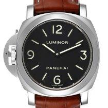 Panerai PAM00219 Сталь Luminor Base 44mm подержанные