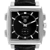 TAG Heuer Monaco CW9110.FC6177 Bardzo dobry 40.4mm Kwarcowy