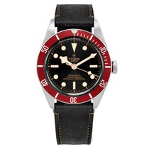 Tudor Black Bay Steel 41mm Black
