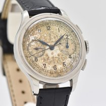 Longines 13ZN Steel 1939 34mm pre-owned