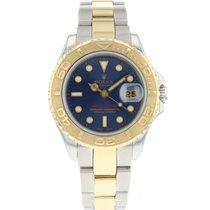 Rolex 169623 Gold/Steel 2007 Yacht-Master 29mm pre-owned