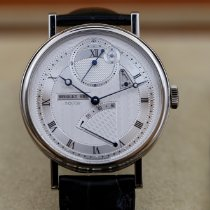 Breguet Classique 7727BB/12/9WU New White gold 41mm Manual winding