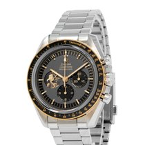 Omega Speedmaster Professional Moonwatch Ocel 42mm Šedá