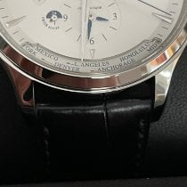 Jaeger-LeCoultre Master Geographic Stahl 40mm Silber Deutschland, Oberbayern
