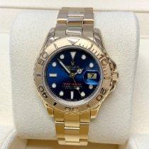 Rolex 169628 Geelgoud 1998 Yacht-Master 29mm tweedehands