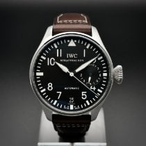 IWC new Automatic Power Reserve Display 46mm Steel Sapphire crystal