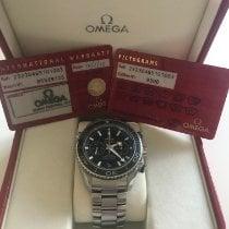 Omega 232.30.46.51.01.003 Acier 2013 Seamaster Planet Ocean Chronograph 45.5mm occasion