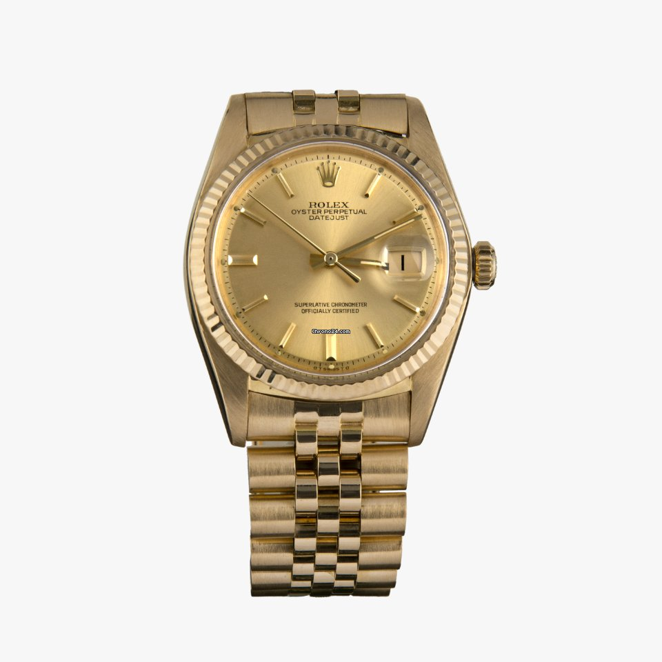 Rolex Datejust 1601 1973 pre-owned