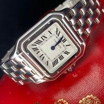 Cartier Acél 27mm Kvarc WSPN0007 új