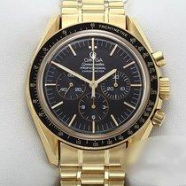 Omega Speedmaster Professional Moonwatch Sehr gut Gelbgold 42mm Handaufzug Deutschland, München
