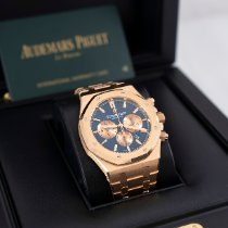 Audemars Piguet Royal Oak Chronograph 26331OR.OO.1220OR.01 Muy bueno Oro rosa 41mm Automático