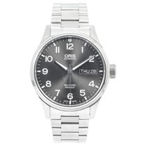Oris Steel 45mm Automatic 01 752 7698 4063-07 8 22 19 new United States of America, New Jersey, Cresskill