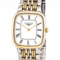 Longines Damenuhr La Grande Classique Quarz gebraucht Uhr mit Original-Papieren 1996