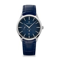 Zenith Elite new Automatic Watch with original box and original papers 03.3101.692/02.C922