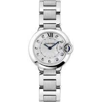 Cartier WE902073 Steel Ballon Bleu 28mm 28mm new United States of America, New York, New York