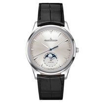 Jaeger-LeCoultre Master Ultra Thin Moon Steel 39mm United States of America, New York, New York