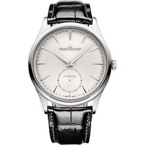 Jaeger-LeCoultre Master Grande Ultra Thin Steel 39mm United States of America, New York, New York