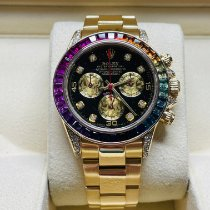 Rolex Daytona Yellow gold 40mm Black No numerals United States of America, Florida, West Palm Beach
