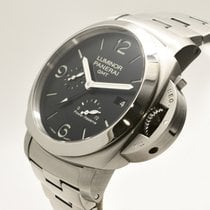 Panerai Luminor 1950 3 Days GMT Power Reserve Automatic Stahl 44mm
