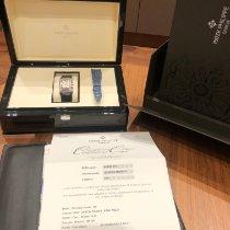 Patek Philippe Белое золото 25mm Кварцевые 4920G-010 подержанные Россия, Москва