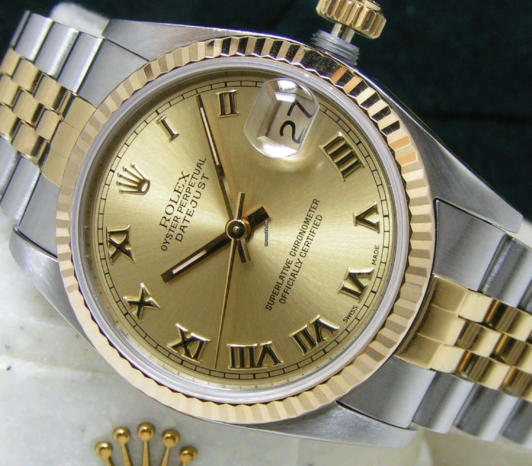 Rolex Lady-Datejust 68273 1993 pre-owned