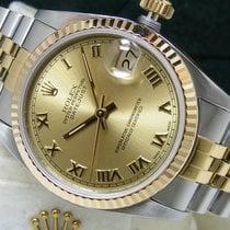 Rolex Datejust 31 Gold/Steel 31mm Champagne Roman numerals United States of America, Pennsylvania, HARRISBURG