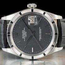 Rolex 1501 Acciaio 1966 Oyster Perpetual Date 34mm usato Italia, Bologna