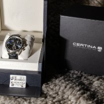 Certina DS-8 Steel 42mm Grey