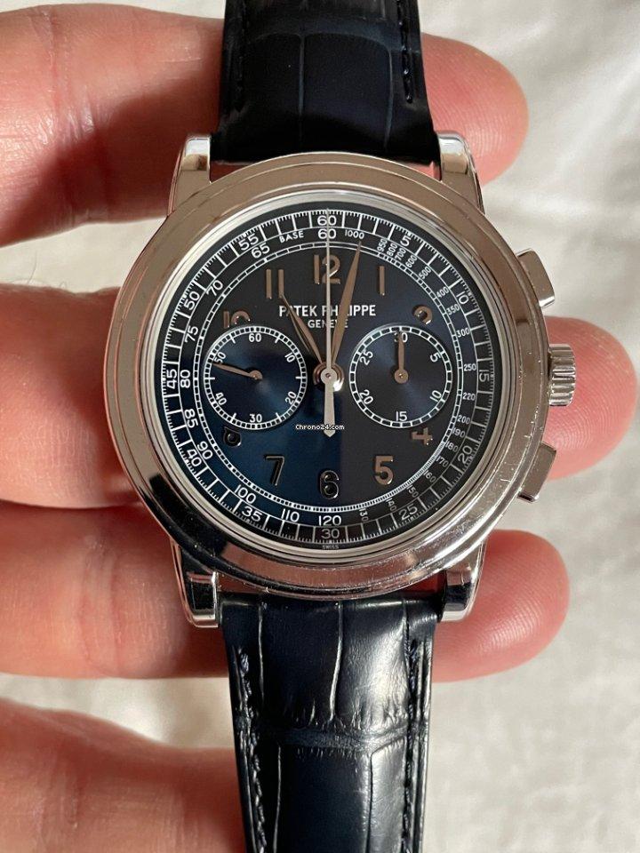 Patek Philippe Chronograph 5070P-001 2008 usato