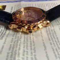 Chopard Happy Sport 288499-3001 Bună Aur roz 42mm Cuart România, constanta